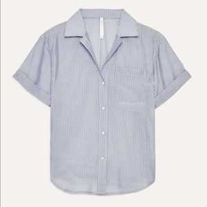The Group by Babaton Withers button down shirt